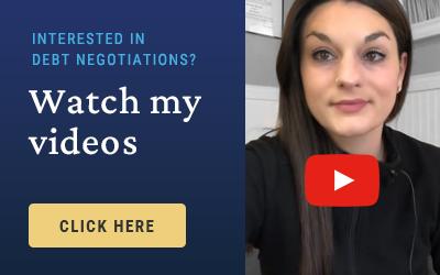 Nadia Kilburn, foreclosure attorney, debt negotiations YouTube video promo