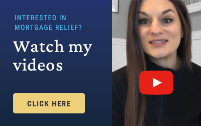 Nadia Kilburn, foreclosure attorney, mortgage relief YouTube video promo